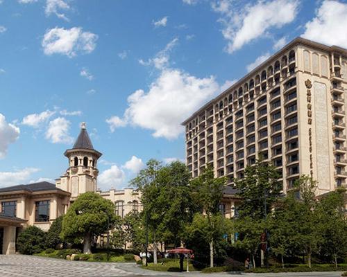 酒店宾馆通风轴流风机案例