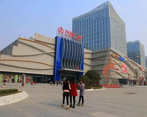 徐州万达广场案例
