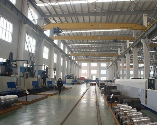 工厂车间轴流式风机案例