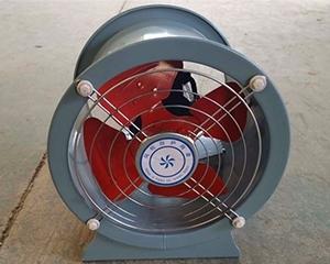 如何正确调试防爆轴流风机呢?