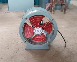 防爆型轴流风机厂家直销 不锈钢耐高温防腐 低噪音排烟风机